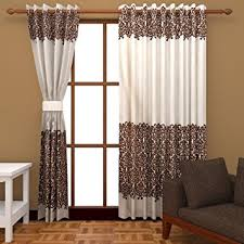 India Curtains Buy India Modern Silk Velvet Door Curtains Set Of 2 7