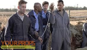 prison jumpsuit costume fled laurence s prison jumpsuit original costume