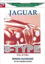 s type jaguar car service u0026 repair manuals ebay