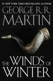 when s the winds of winter out and has author george rr martin