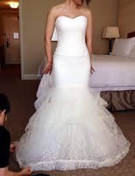 wedding dress sash vera wang lillian wedding dress sash or no sash what type of
