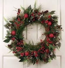 christmas wreath artificial christmas wreaths