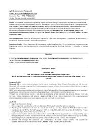 Job Resume For Vet Tech by Saquib Resume