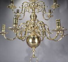 12 Light Chandeliers Brass 12 Light Chandelier Dubey S Antiques