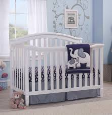 Young America Convertible Crib by Sorelle Berkley 4 In 1 Convertible Crib And Changer White