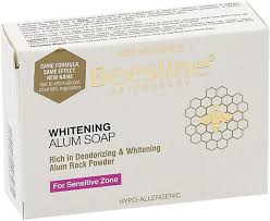 buy alum beesline whitening alum soap for sensitive zones price review