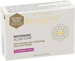 alum buy beesline whitening alum soap for sensitive zones price review