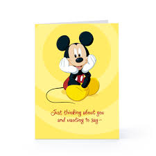 simple greeting card for get well wishes bi fold card with funny