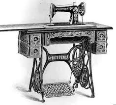 Antique Singer Sewing Machine Table How Much Is My Sewing Machine Worth