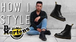 style motorcycle boots how i style dr martens grunge mens fashion antonio