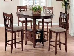 bar height pub table sets theltco bar height dining room furniture