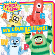 50 releases images yo gabba gabba nick