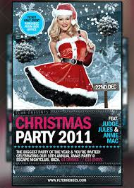 office party flyer 20 top premium christmas party flyer templates