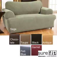 2 seater sofa sure fit furniture slipcovers ebay