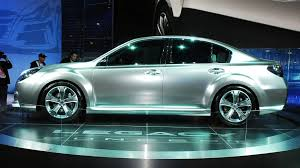 subaru legacy concept wcf u0027s top 10 concept cars of 2009