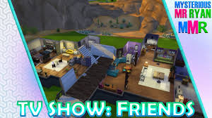 mysterious mr ryan the sims 4 friends apartments youtube