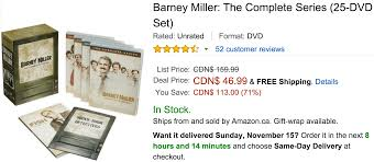 amazon ca black friday sale amazon canada black friday deals of the day save 71 on barney