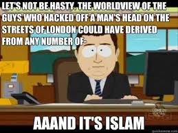 Anti Islam Meme - image 550014 2013 woolwich attack know your meme