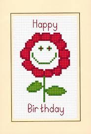 cross stitch birthday card kits alanarasbach