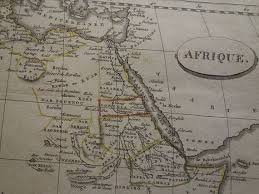 africa map by year 71 best maps africa images on antique maps