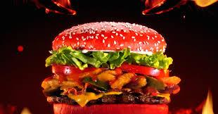 halloween burger burger king burger king angriest burger