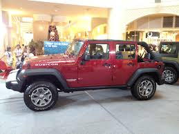 flame red jeep factory looking step rails running boards jeepforum com