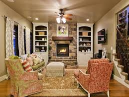 Country Style Family Room Bucks County Farmhouse Family Room - Country family rooms