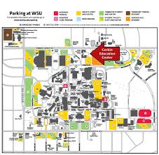 Map Of Wichita Ks College Of Education Dean U0027s Office Contact Us Wichita State