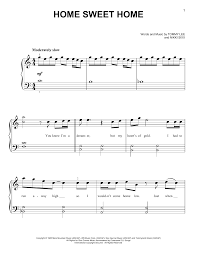 the sweethome sheets home sweet home sheet music direct