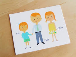 personalized thank you cards cool thank you cards from kids