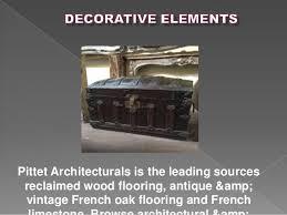 Architecturals Pittet Architecturals Ppt