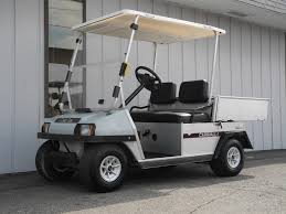 this 1999 club car carryall 1 48 volt electric golf car is perfect