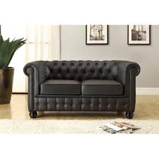 canapé chesterfield cuir convertible photos canapé chesterfield cuir