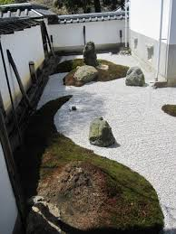 Japan Rock Garden by A Rock Of Japan Laurie R King