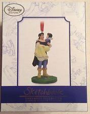 grolier grumpy president s edition ornament disney snow white and
