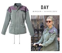 day birger miller wearing day birger et mikkelsen breaker jacket