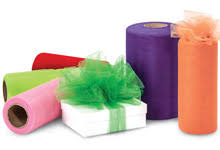 rolls of tulle tulle ribbon rolls colors glimmer nashville wraps