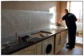 plan de travail cuisine en béton ciré relooker sa cuisine soi m me viving avec plan travail cuisine idees
