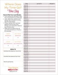 weekly hourly time management sheet financial pinterest time