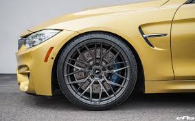 beautiful austin yellow bmw m4 gets vorsteiner v ff 107 flow