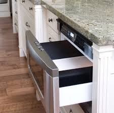 chicago kitchen design ideas pros and cons of a microwave drawer
