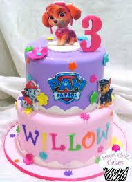 paw patrol cake cinco keira paw patrol cake