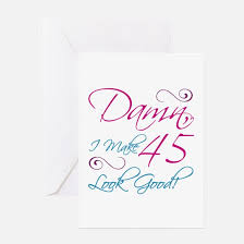 45 birthday greeting cards cafepress