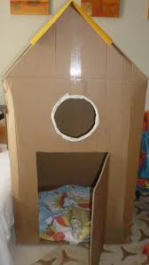 46 best cardboard house images on pinterest cardboard playhouse