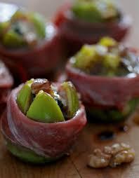 cuisiner les figues on dine chez nanou figues roties au four au roquefort papillon