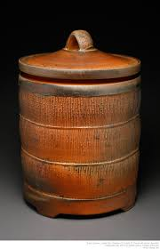 bruce cochrane lidded canister clay pinterest pottery