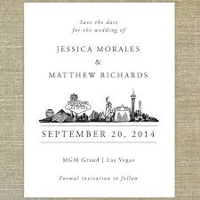 Save The Date Samples 32 Best Vegas Wedding Save The Date Images On Pinterest Las
