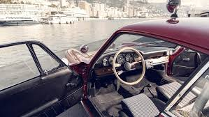 old porsche interior original brilliance restored