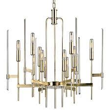 Aged Brass Chandelier Jonathan Adler Vienna 26 3 4 Wide Aged Brass Chandelier 6p045