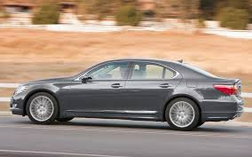 lexus sedan 2012 2013 lexus ls to debut on july 30